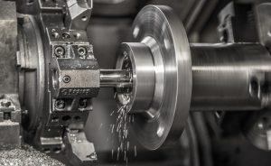 Industry Lathe Machine
