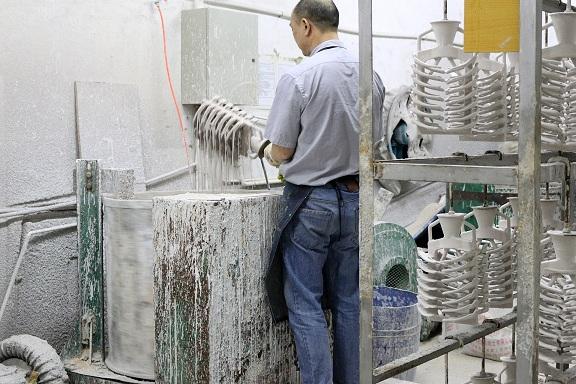 Ceramic coating workshop