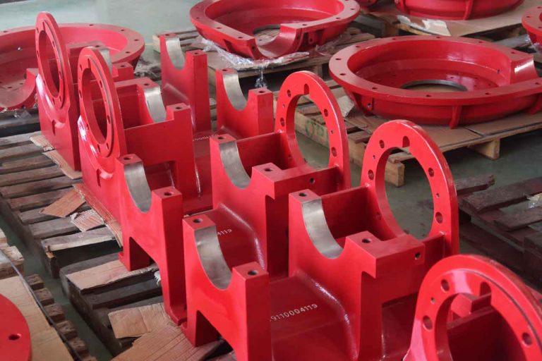 Garantias de equipamentos de mineração