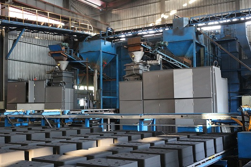 Automatic Sand casting production line