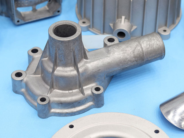 Aluminium Die Casting Part for Automotive and Electrical Equipment