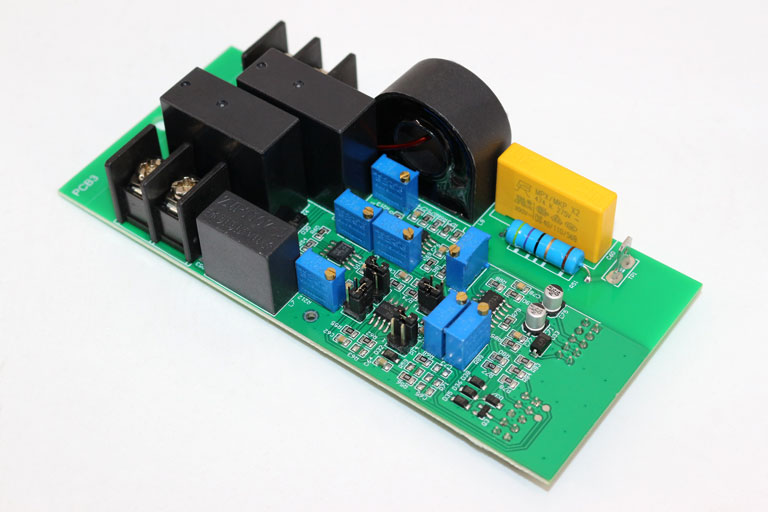 PCB of EVCharger